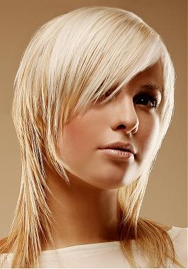 """blond."""" Milovnicí krátkých blond vlasů je například Sharon Stone ..."""